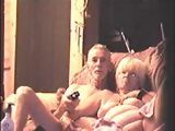 Amateur Granny and Grandpa Making Their Homemade Sex Tape