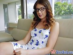 Pounded stepsister teen