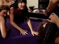 Bionca and Madison group sex