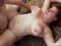 Horny Geeky Plump banged hardcore PLUMPERD.COM
