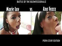 Marie Luv vs Ana Foxxx