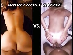 DOGGY STYLE BATTLE (Laura vs. Daniella)