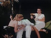 Scene from Delires sexuels (1980) with Marylin Jess