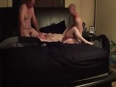 Mature wife shared part1 - Double penetrated
