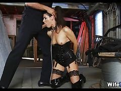 Wife in the Sex Dungeon Basement