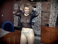 BREATHE - jiggly big boobs British dance tease