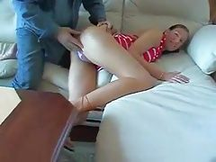 STP3 Dad Decides Its Time For Her Sexual Awakening !