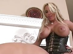 Hot Blonde PS Fucks Her Sub