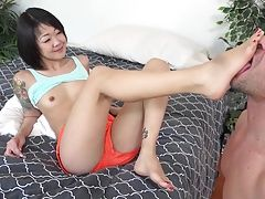 Adorable and with Sexy Feet. SS