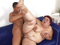 YOUNG GUY DREAMS OF BBW MATURE BBW NURSE