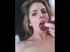 Sexy Bitch MILF Self Fucking Compilation HOT
