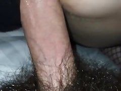 Slut wife taking dick