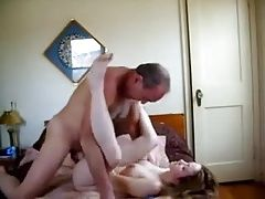 STP5 Grandpa Films Fuck With Granddaughter !