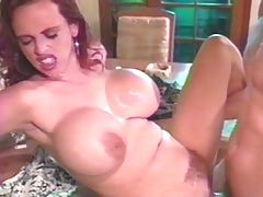 More of Vintage Huge Tits Redhead Mesha Lynn