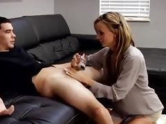 stepmom loves stepsons cock