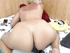 Bid Ass on Webcam 2