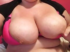 My friends gigantic tits again
