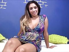 Latina Step Mom seduces son