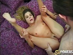 EDPOWERS - Kinky Kali analled in big dick audtion