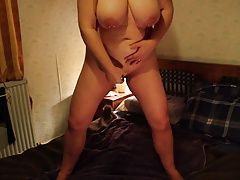 My squirting wife