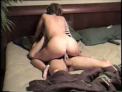 amateur white girl cheats on her fiance with huge white meat
