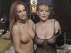 Danni Ashe In Bed With Bonnie Luv