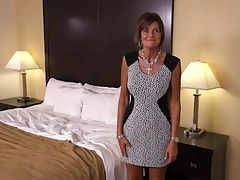Realtor Does Amateur POV Casting - MILFs First & Only Scene