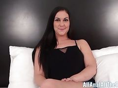 Brittany Shae First Time Anal on All Anal All The Time!