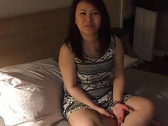asian amateur first video with BBC
