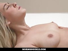 MormonGirlz-Son watches father Violate his crush