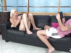 FakeShooting - Busty mom with natural big boobs fucked hard