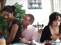 STP5 French Parents Pimp Out Their Sexy Adopted Daughter !