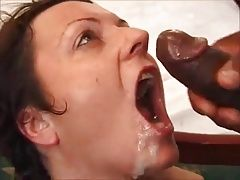 Filthy Shaz and Omar Interracial Threesome