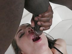 Nataly Gold slap & dap & piss & cum...Best movie for rough
