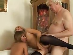 Mom and daughter Anal Pleasure
