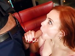 Maitland Ward With Danny Mountain