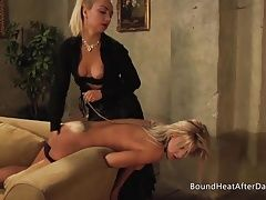 The Submissive: Training Her Lesbian Pussy