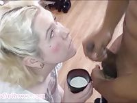 Swallowing Your Cum With My Milk & Cookies - Myra Gold