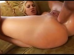 Blonde Tiffany gets ass fucked