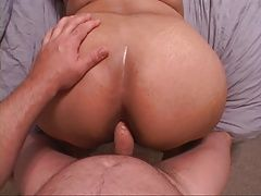 Short Big Butt Mexican BBW MILF Gets Ass Fucked