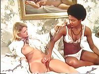 Teenage Interracial Three way Sex