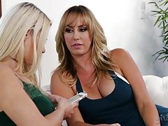 Marry each other as lesbians! - Anikka Albrite, Brett Rossi