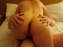 British Milf fucked in hotel room