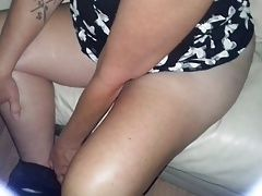 Slut wife takes stranger bareback