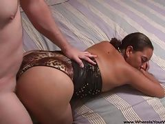 Anal Ebony Moms Get Abused
