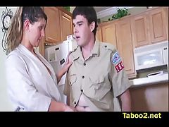 Devon James boyscout audition