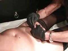 sewed cock and pierced nipples