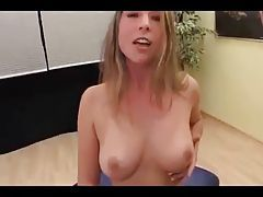 German Girl passes the audition