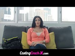 CastingCouch-X Jersey shore slut audition