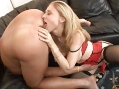 Nina H in hot mutual rimjob sex
